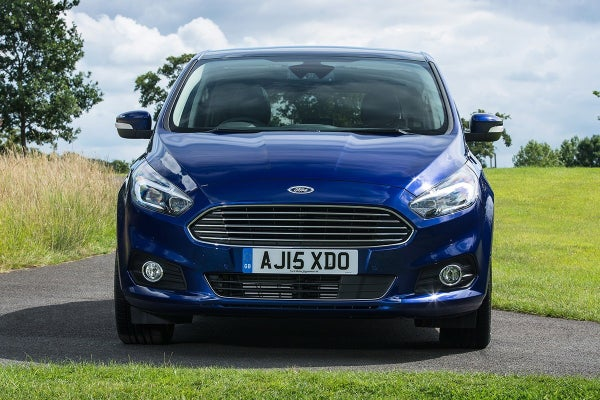 Ford S-MAX Front