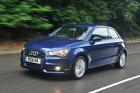 Audi A1 Driving Front