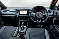 Volkswagen T-Roc Front Interior