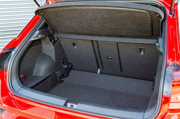 Volkswagen T-Roc Bootspace