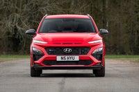 Hyundai Kona Review 2021 static front