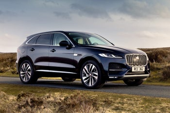 Picture of Jaguar F Pace