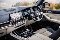 BMW X7 Interior Side