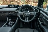 Mazda 3 (2019) front interior