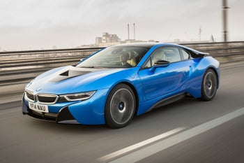 Picture of BMW I8