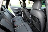 Audi Q5 Back Seat