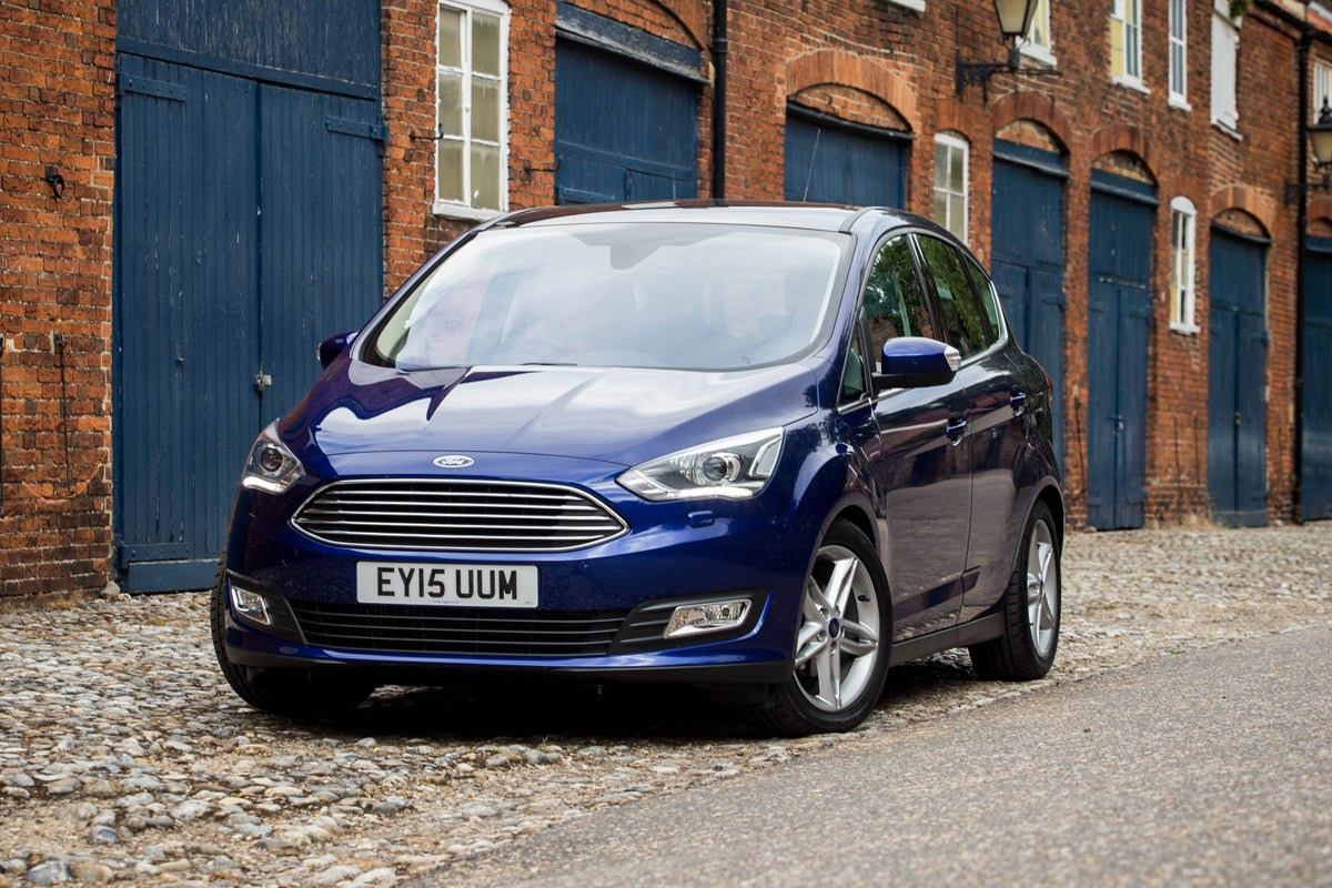 Ford C-Max static