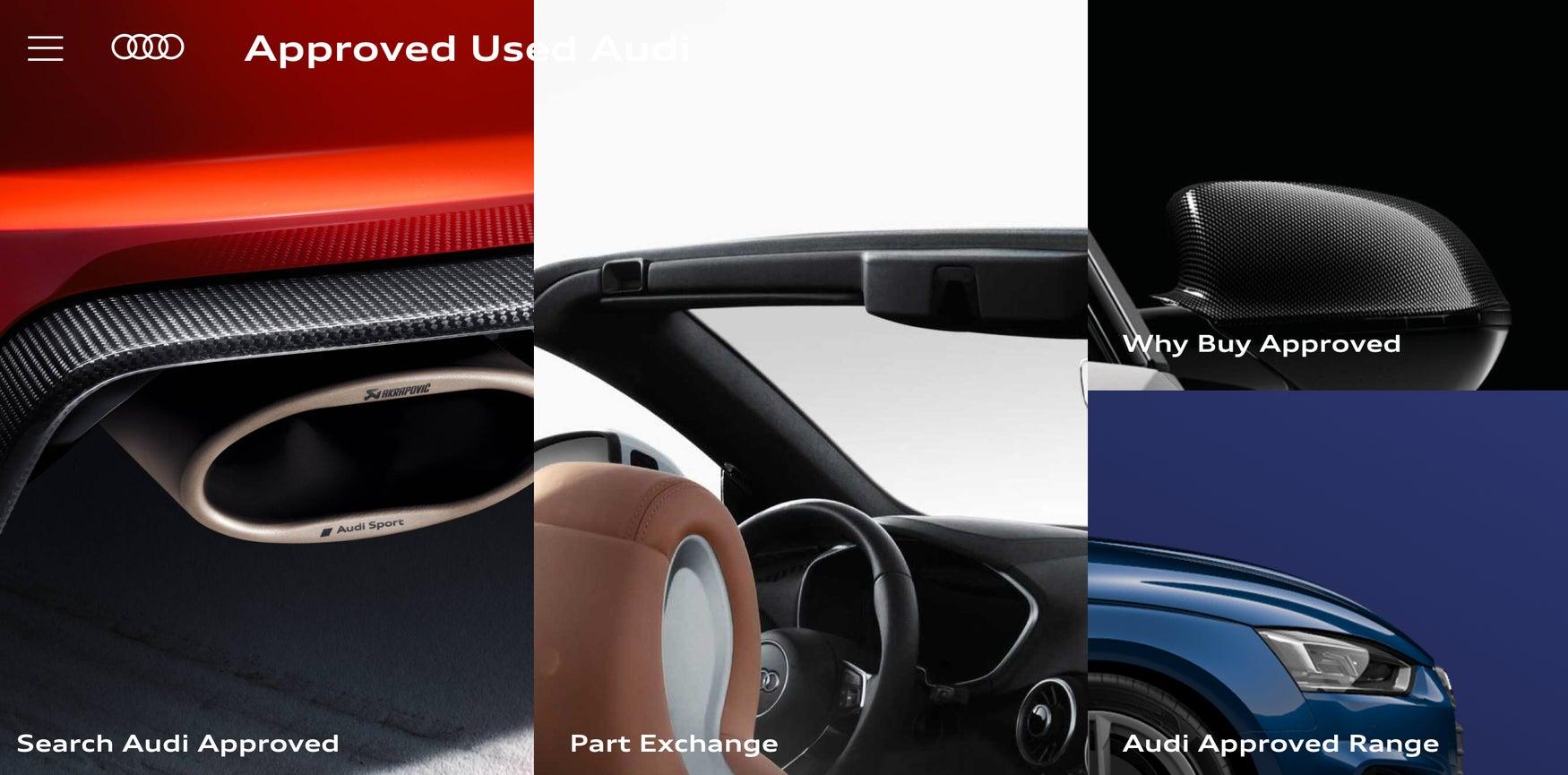 Audi buying graphic
