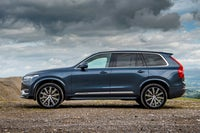 Volvo XC90 Left Side View