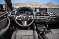 BMW X4 M Competition dashboard
