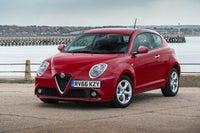 Alfa Romeo MiTo Exterior Front
