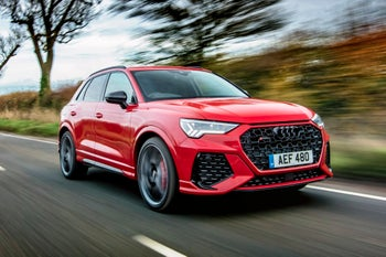 Picture of Audi RS Q3