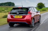 Nissan Leaf 2018 backright exterior