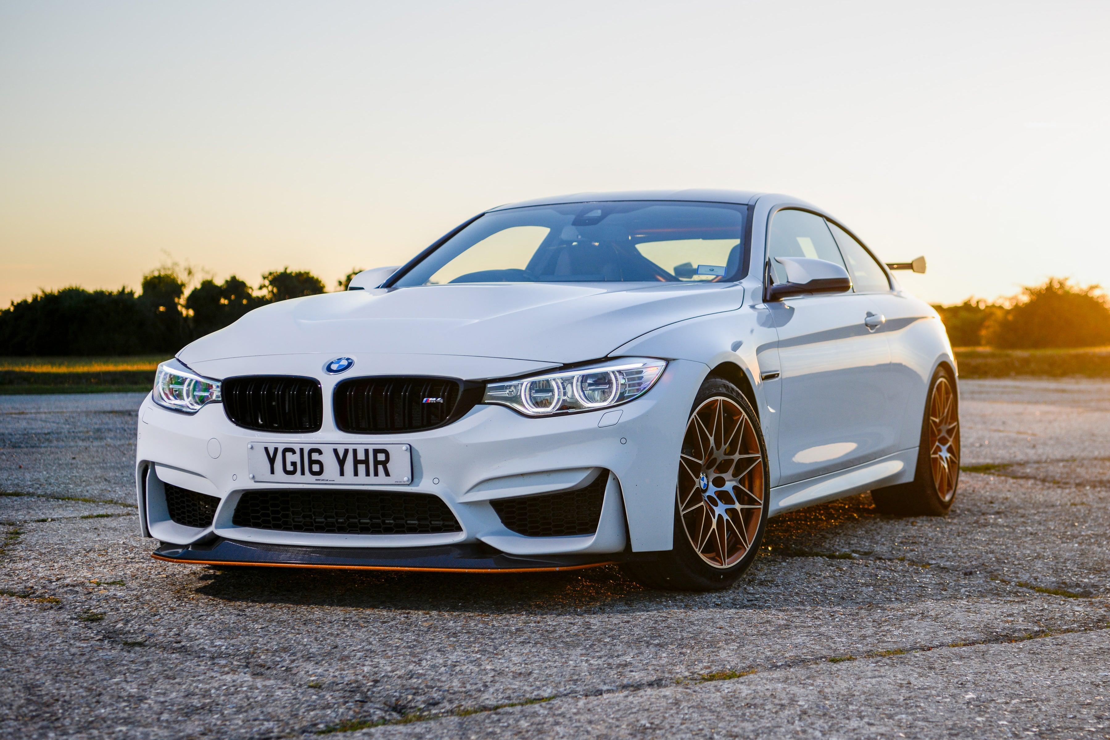 BMW M4 Exterior Front