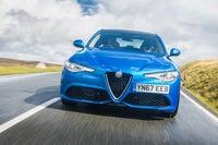 Alfa Romeo Giulia Driving