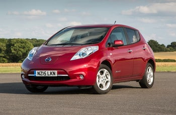 Picture of Nissan Leaf