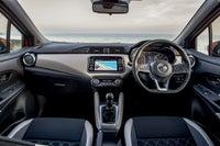 Nissan Micra front interior