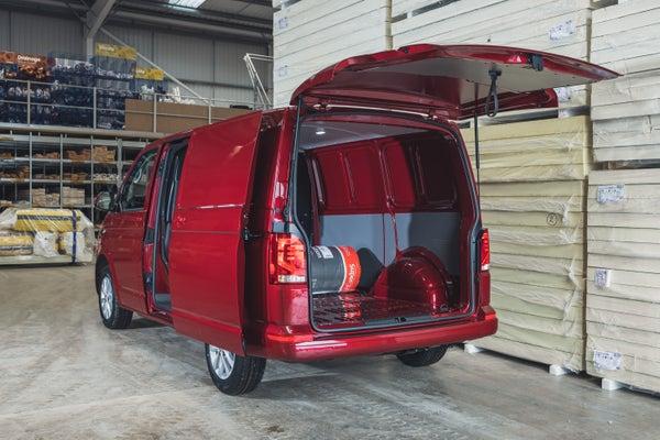 Volkswagen Transporter Rear View