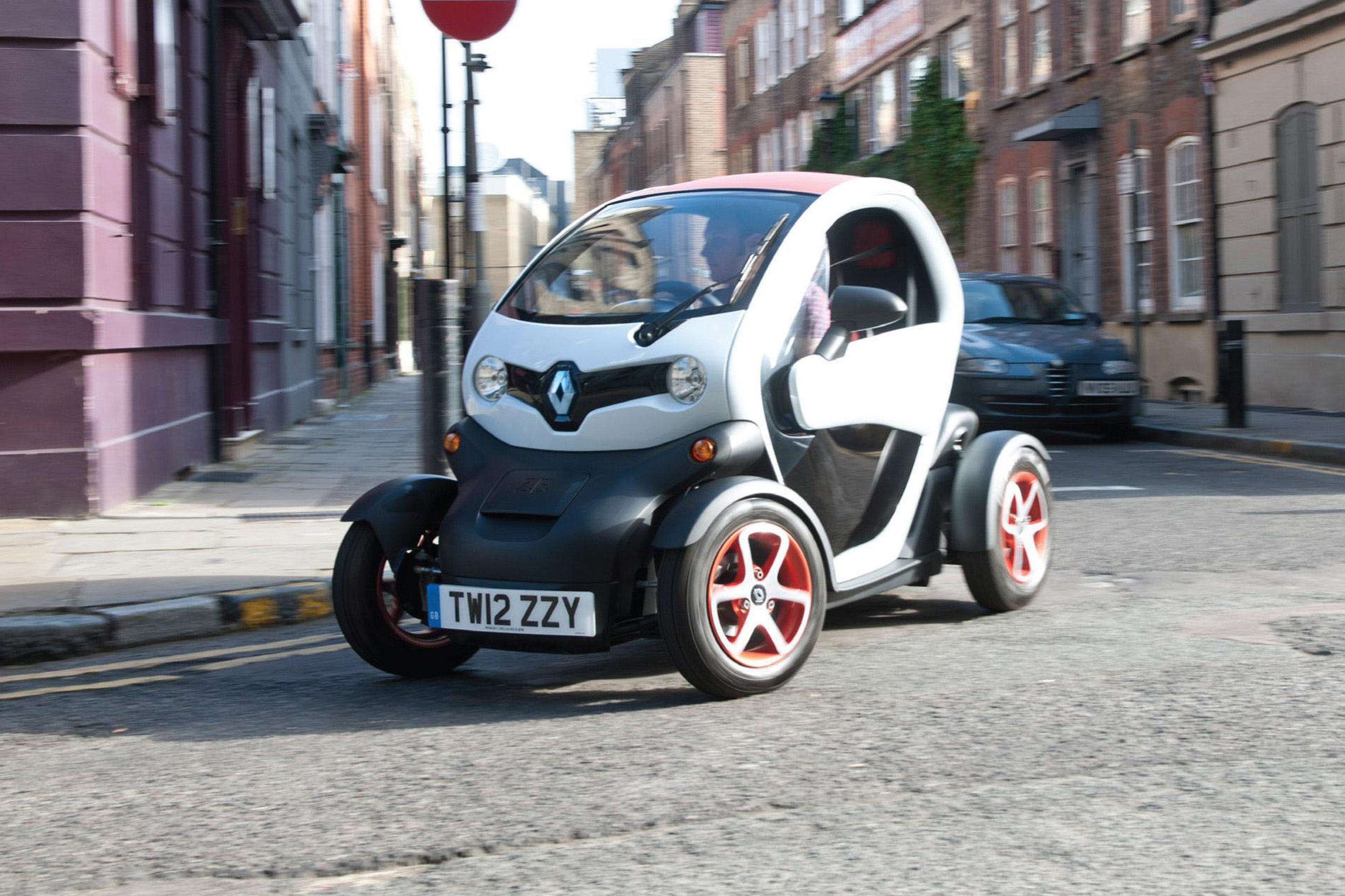 Renault Twizy front