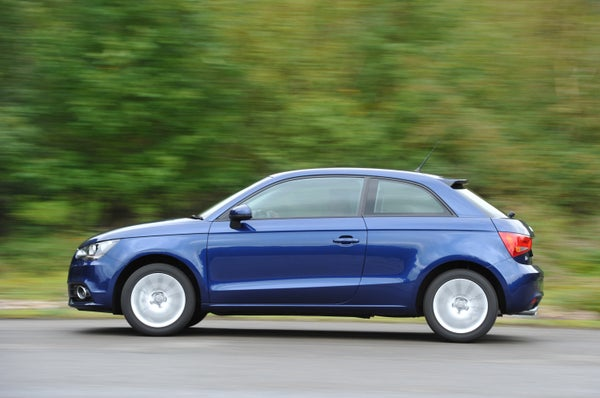 Audi A1 Driving Side