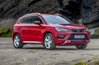 SEAT Ateca Review 2021: Front Side View