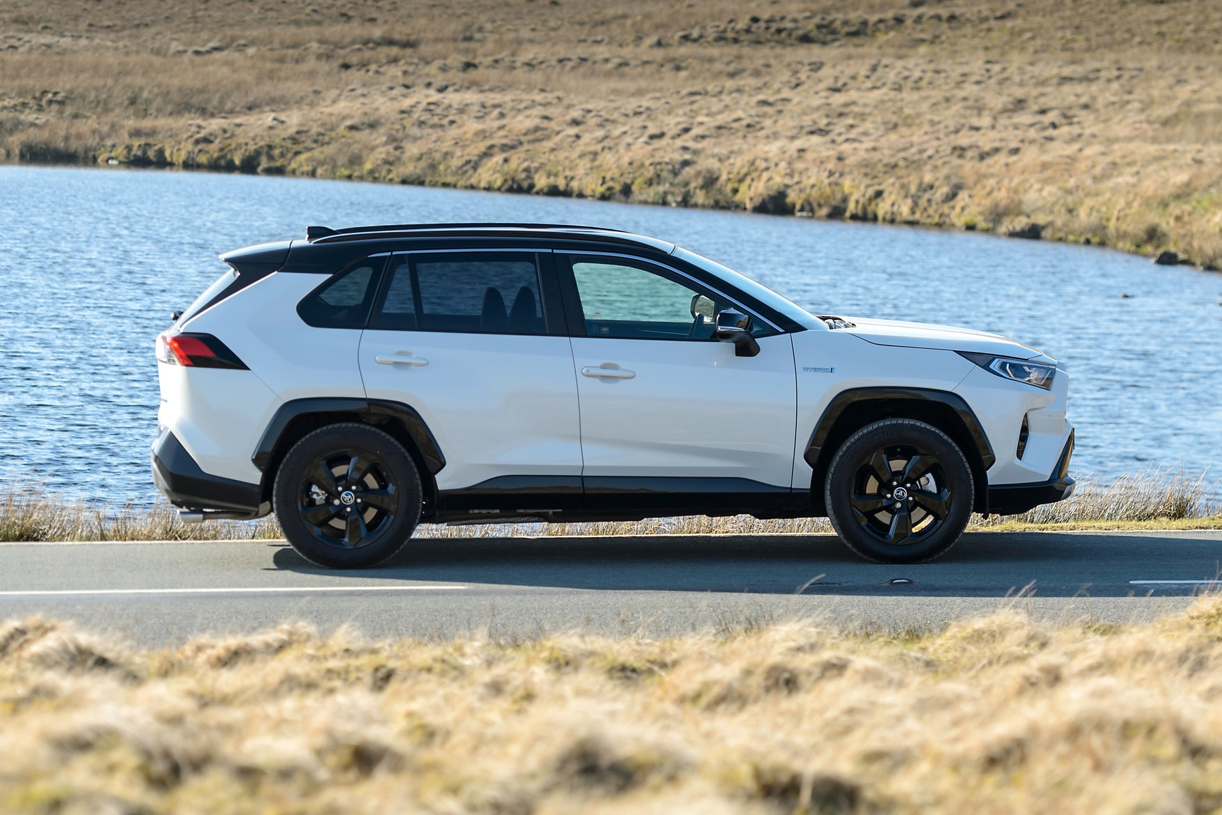 Toyota RAV4 Review 2021: side profile