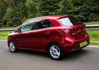 Ford Ka Plus Driving Side