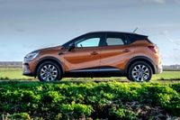 Renault Captur Review 2021: Left Side View