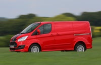 Ford Transit Custom exterior leftside