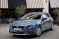 Mazda 3 static