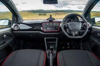SEAT Mii Front Interior