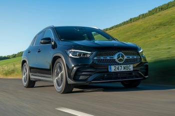 Picture of Mercedes-Benz GLA