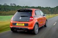 Renault Twingo Rear View
