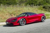 McLaren 720S side exterior
