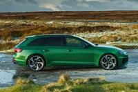 Audi RS4 Avant Exterior Side