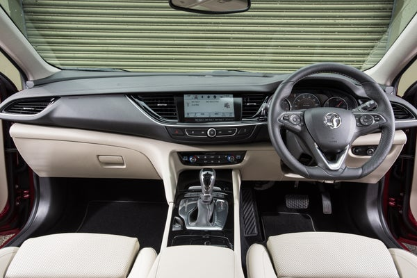 Vauxhall Insignia Sports Tourer Front Interior