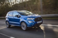 Ford Ecosport Driving