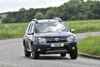 Dacia Duster Driving