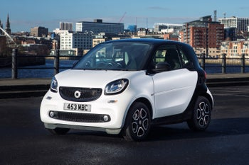 Picture of Smart Fortwo Coupe