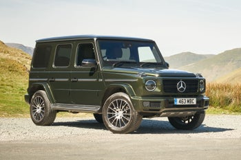 Picture of Mercedes-Benz G-Class