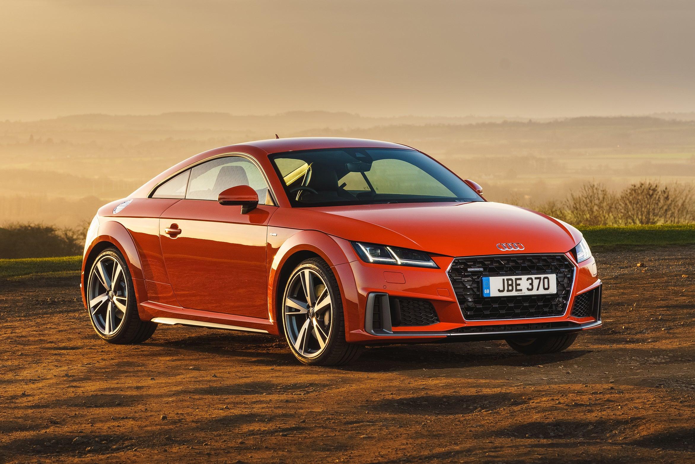 Audi TT Exterior Front