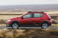 Dacia Sandero Stepway Side