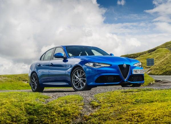 Alfa Romeo Giulia Exterior Front