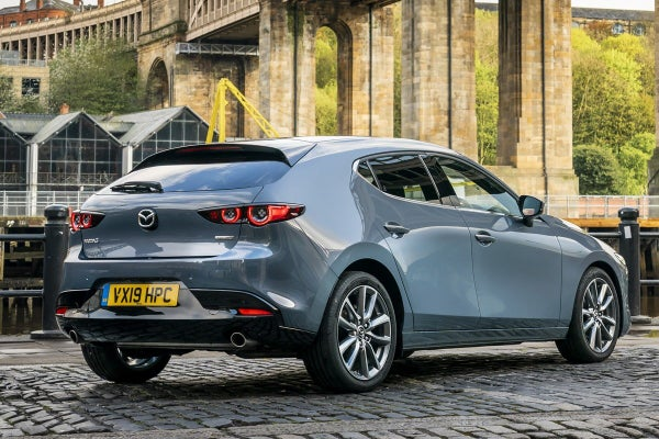Mazda 3 (2019) backright exterior
