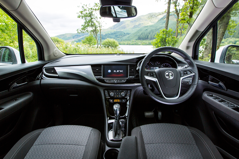 Vauxhall Mokka X Front Interior