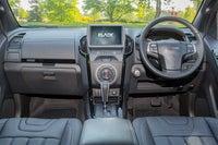 Isuzu D-Max front interior