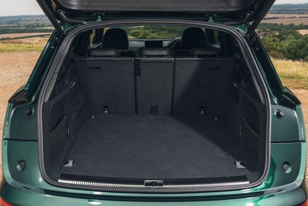 Audi Q5 Exterior Boot