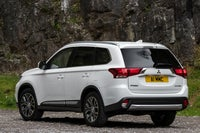 Mitsubishi Outlander backleft exterior