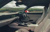 Porsche 911 Front Interior