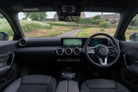Mercedes A-Class 2018 front interior